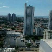 Photo taken at Jardim das Américas by Aleph S. on 9/8/2015