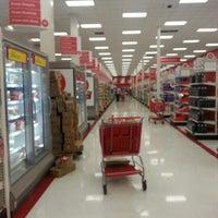 Photo taken at Target by Ivy R. on 12/31/2012