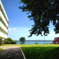 Photo taken at Brasília Palace Hotel by Wellington S. on 3/4/2013