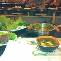 Photo taken at Charme Restaurant 港丽餐厅 by Елена И. on 3/27/2013