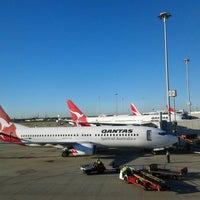 Photo taken at Brisbane Domestic Terminal by Rocky T. on 5/16/2013