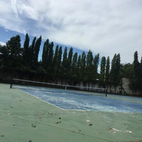 Photo taken at Pandacan linear park by Ben S. on 11/27/2016