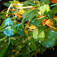 Photo taken at Souplantation by Andy on 10/29/2012