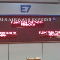 Photo taken at Gate E5 by Julie W. on 2/23/2015