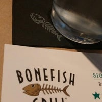 Photo taken at Bonefish Grill by Julie W. on 4/9/2015