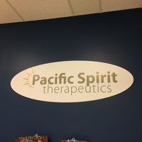 Photo taken at Pacific Spirit Massage by Geoff T. on 1/18/2016