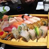 Photo taken at Ari Sushi by Maya C. on 5/4/2013