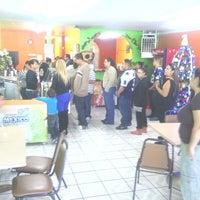 Photo taken at La Michoakana & Café by Klaudya E. on 12/20/2012