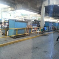 Photo taken at Terminal Américo Fontenelle by Carlos R. on 9/18/2012