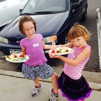 Photo taken at Castle Rock Community Recreation Center Leisure Pool by Tara L. on 7/10/2014
