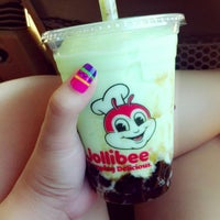 Photo taken at Jollibee by Catherine A. on 4/21/2013