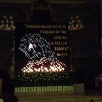 Photo taken at San Matias Parish Church by Instagram: a. on 4/17/2014