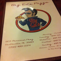 Photo taken at Big Ed's Pizza by Brian R. on 9/14/2013