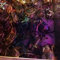 Photo taken at Senibong Village Seafood by Intan R. on 12/1/2012