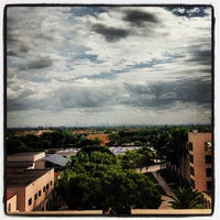 Photo taken at Charles E. Perry Building/Primera Casa (PC) by Juan D. on 10/25/2013
