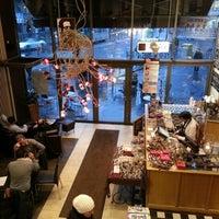 Photo taken at Coffee Fellows by Elena N. on 12/3/2012
