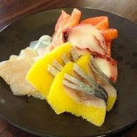 Photo taken at Wada Japanese Restaurant 和田日本料理 by Scott Y. on 8/1/2014