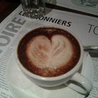 Photo taken at Toi, Moi & Café by Artem R. on 3/1/2013