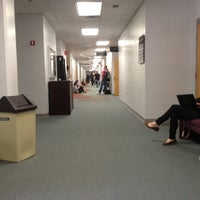 Photo taken at UCF Nicholson School of Communication by Mariano B. on 11/26/2012