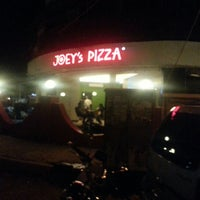 Photo taken at Joey's Pizza by Keppler S. on 2/18/2013