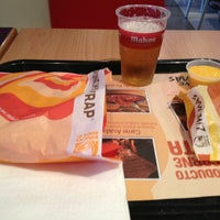 Photo taken at Taco Bell (Alameda Principal) by Javier V. on 6/4/2013