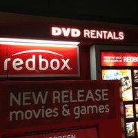 Photo taken at Redbox by David M. on 3/14/2013