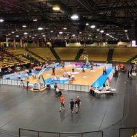 Photo taken at Eissporthalle Frankfurt by Philipp H. on 7/7/2013