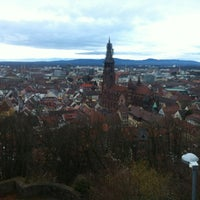 Photo taken at Kanonenplatz Freiburg by Sonja S. on 1/1/2013