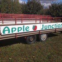 Photo taken at Apple Junction by Ashley H. on 9/22/2012