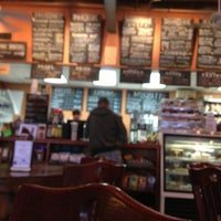 Photo taken at Frederick Coffee Co. & Cafe by M. F. on 4/12/2013