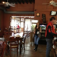 Photo taken at Frederick Coffee Co. & Cafe by M. F. on 4/14/2013