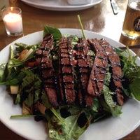 Photo taken at Hobo's Restaurant & Bar by sean k. on 5/3/2015
