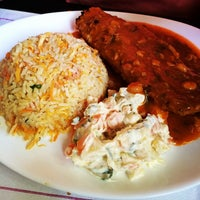 Photo taken at Dunas Bar e Restaurante by isra m. on 1/31/2014