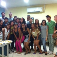 Photo taken at Cantina - American School Of Languages by Thaís V. on 7/29/2014
