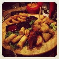 Photo taken at The Bristol Pub by Konstantinos G. on 5/29/2013