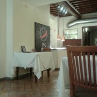 Photo taken at Ristorante PS by Valentina P. on 1/18/2013