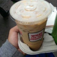 Photo taken at Dunkin' Donuts by Matthew D. on 9/16/2013