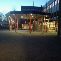 Photo taken at Hogeschool Inholland by Cornelis F. on 12/11/2012