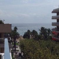 Photo taken at Magnolia Hotel Salou by Маня П. on 9/16/2014