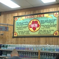 Photo taken at Trader Joe's by April N. on 6/22/2013