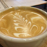 Photo taken at Monkey Nest Coffee by Jacqueline H. on 10/7/2012