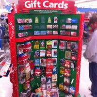 Photo taken at Walmart Supercenter by Joseph B. on 12/24/2012