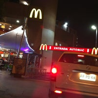Photo taken at McDonald's by Sergio Alonso C. on 12/1/2012