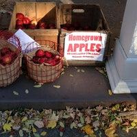Photo taken at Westport, NY by Sarah P. on 10/22/2013