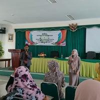 Photo taken at Universitas Islam Negeri (UIN) Sunan Gunung Djati by Aliya H. on 10/23/2016