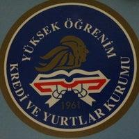 Photo taken at Erzurum Palandöken KYK Yurtları by Ayşe Nur E. on 12/3/2012