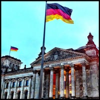 Photo taken at Reichstag by Leigh Ann S. on 2/2/2013