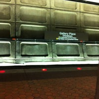 Photo taken at WMATA Green Line Metro by Valerie H. on 3/10/2013