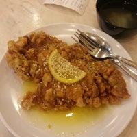 Photo taken at Rafflesia Chicken Hut by Nadeela D. on 12/26/2012