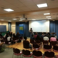 Photo taken at Paul Robeson Campus Center by Boaz T. on 9/20/2012